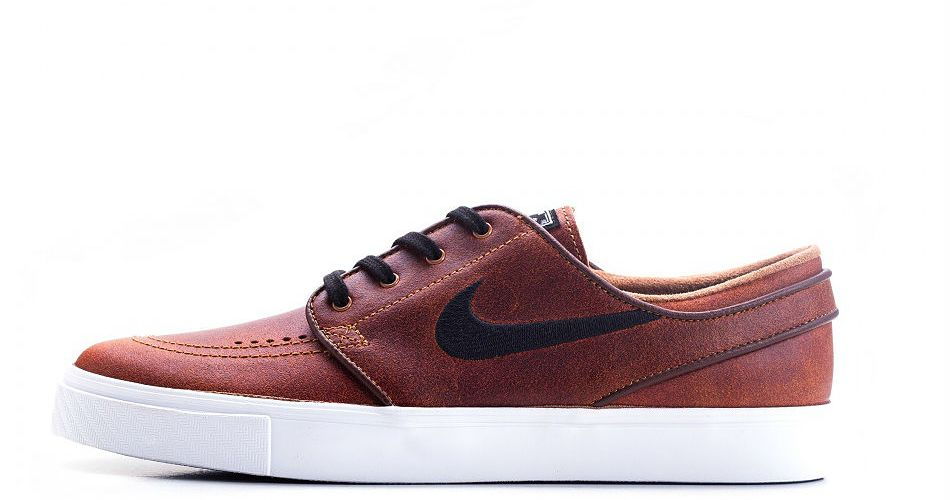 colorante Soltero Nuestra compañía  Nike SB Zoom Stefan Janoski Elite Ale Brown (Shop Now) | Cult Ede