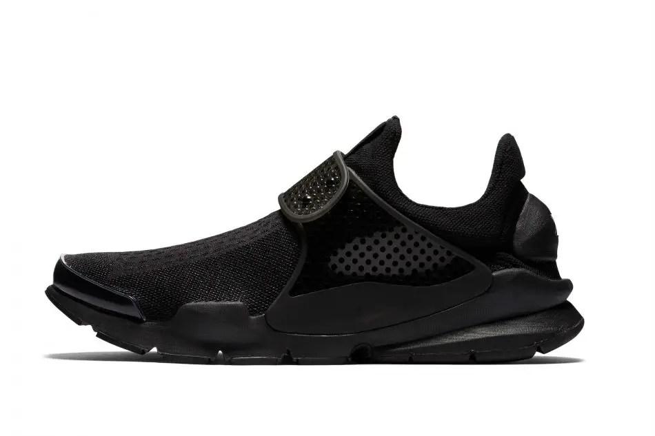 "Nike Sock Dart KJCRD ""Black"""