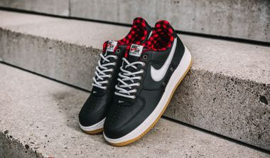 "Nike Air Force 1 '07 LV8 ""Action Red"""