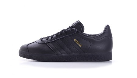 A Crisp adidas Gazelle OG in Triple Black