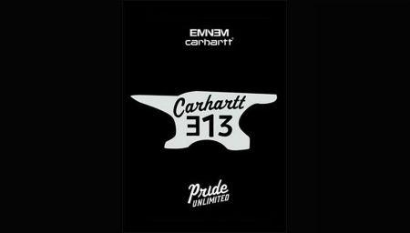 Eminem x Carhartt WIP Dropped on Black Friday