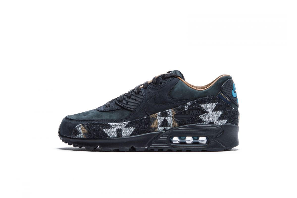 nike air max 90 pnd qs 825512 black