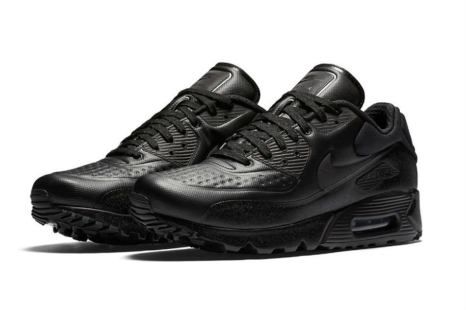 nike air max 90 ultra premium se black