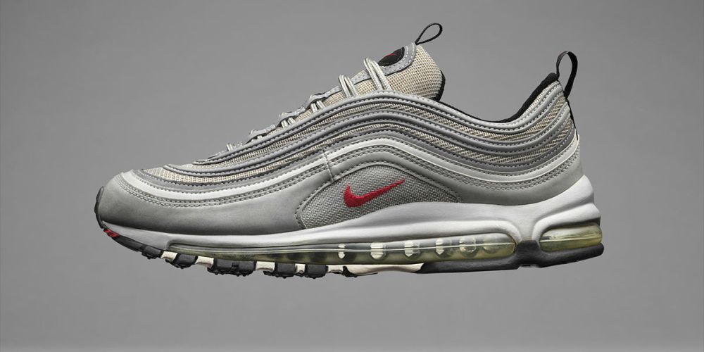 Nike Air Max 97 La Silver