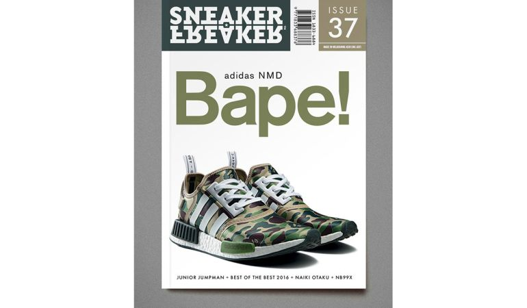 Sneaker Freaker Issue 37, Available Now