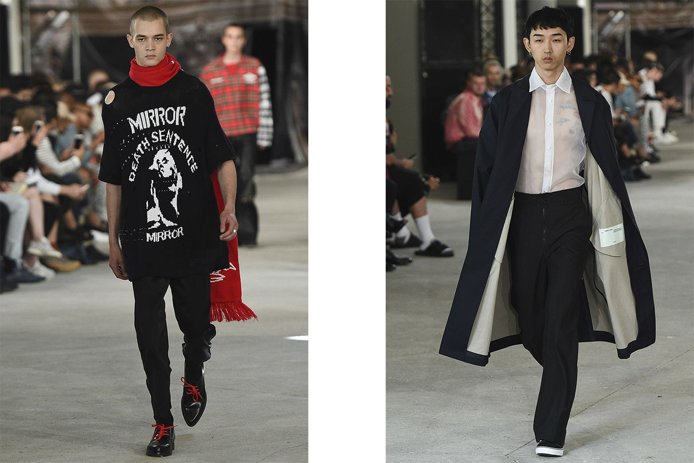 Off White ss17 collection