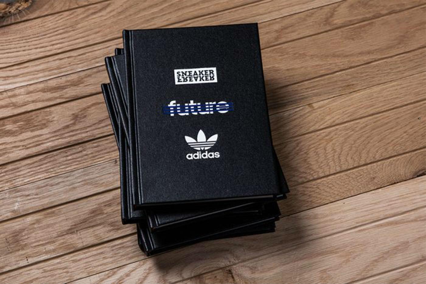 Sneaker Freaker x Adidas