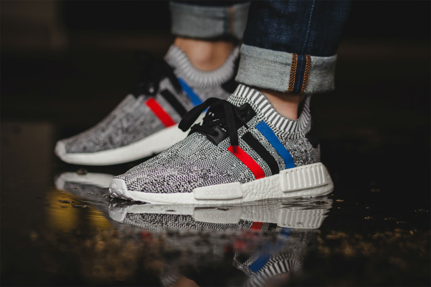 Adidas NMD R1 Tricolor Pack