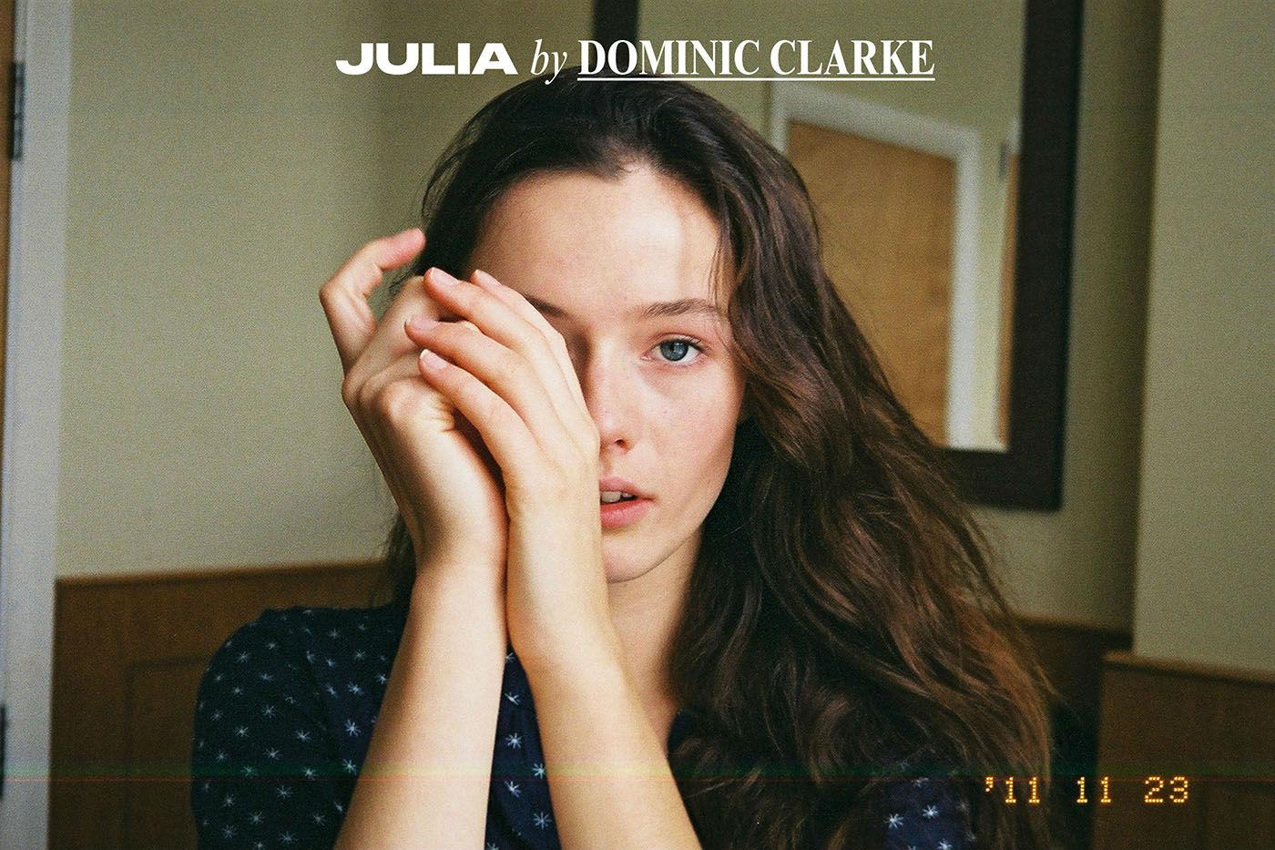 Julia by Dominic Clarke for P Magazine (1)