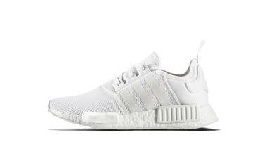 adidas Originals NMD R1 All White