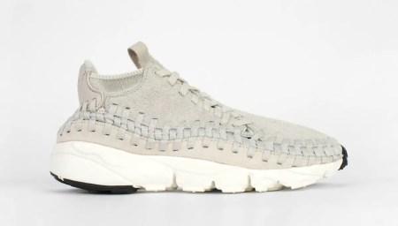 Nike Air Footscape Woven Chukka QS Light Bone