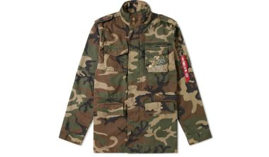 Alpha Industries Huntington Dragon Jacket