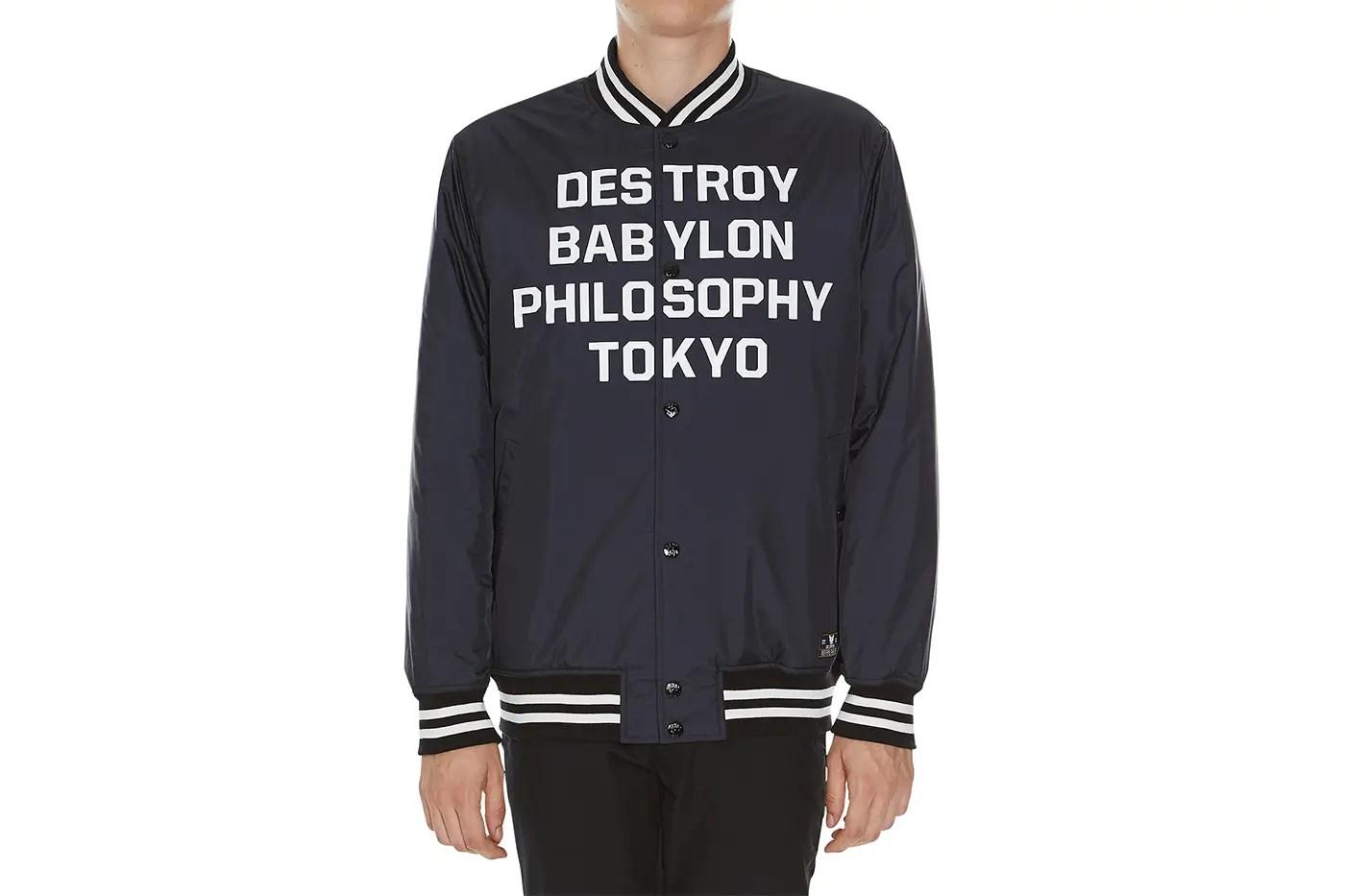 NEIGHBORHOOD x Duppies jacket