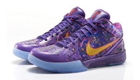 A Brief History of the Nike Air Zoom Kobe 4