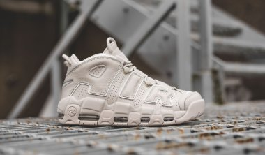 nike Air More Uptempo 96 Light Bone