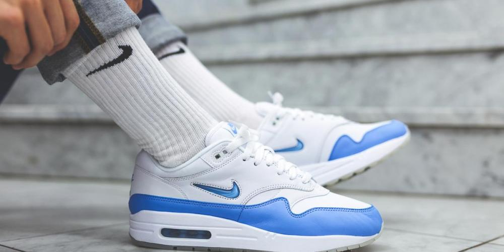 Nike Air Max Jewel University Blue