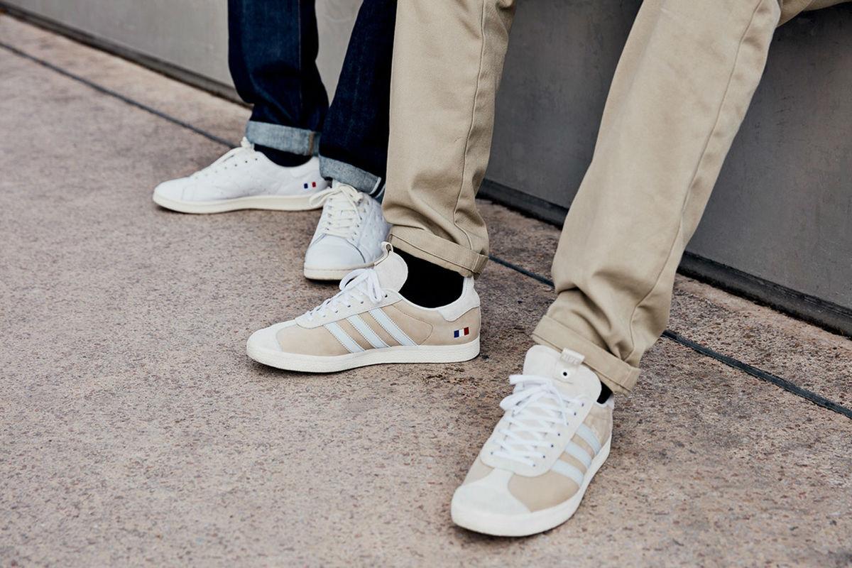 d3e8a38b4542 Sneaker Exchange Program  ALIFE x Starcow Stan Smith and Gazelle