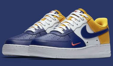 Nike Air Force 1 Low Mini Swoosh Barcelona