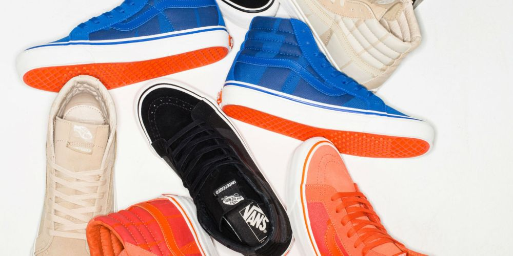 Undefeated x Vans Sk8-Hi Collection