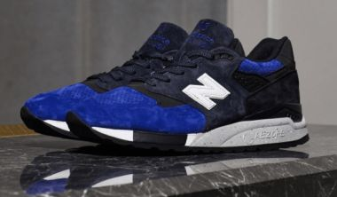 Todd Snyder x new Balance 998 Midnight City