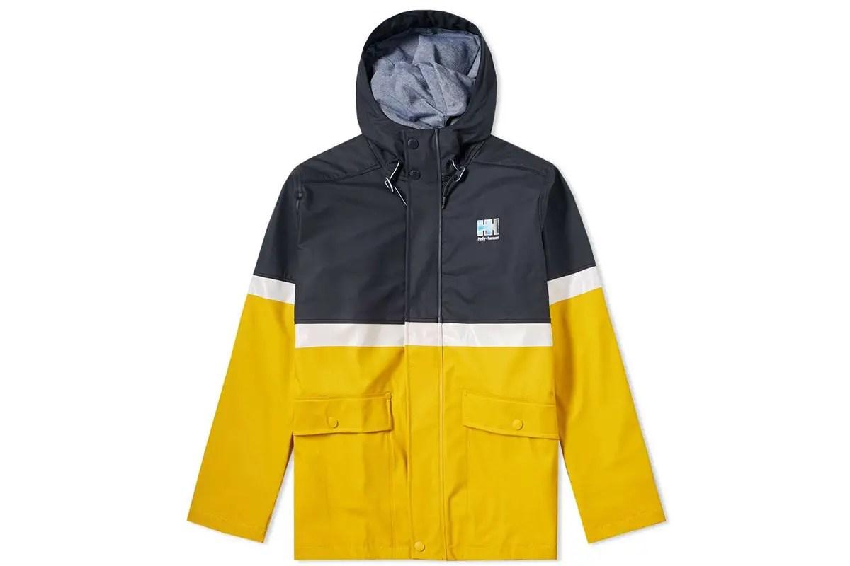 Helly Hansen Rain Jacket Navy