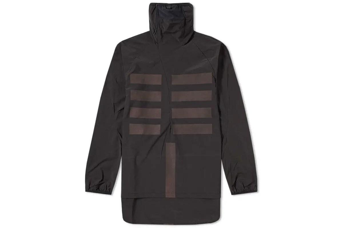 Maharishi Maha Tech Travel Jacket Black