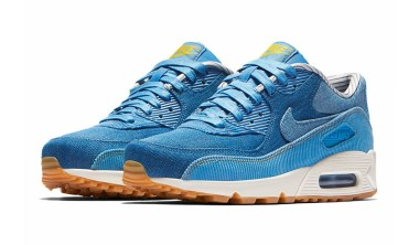 nike air max 90 denim corduroy