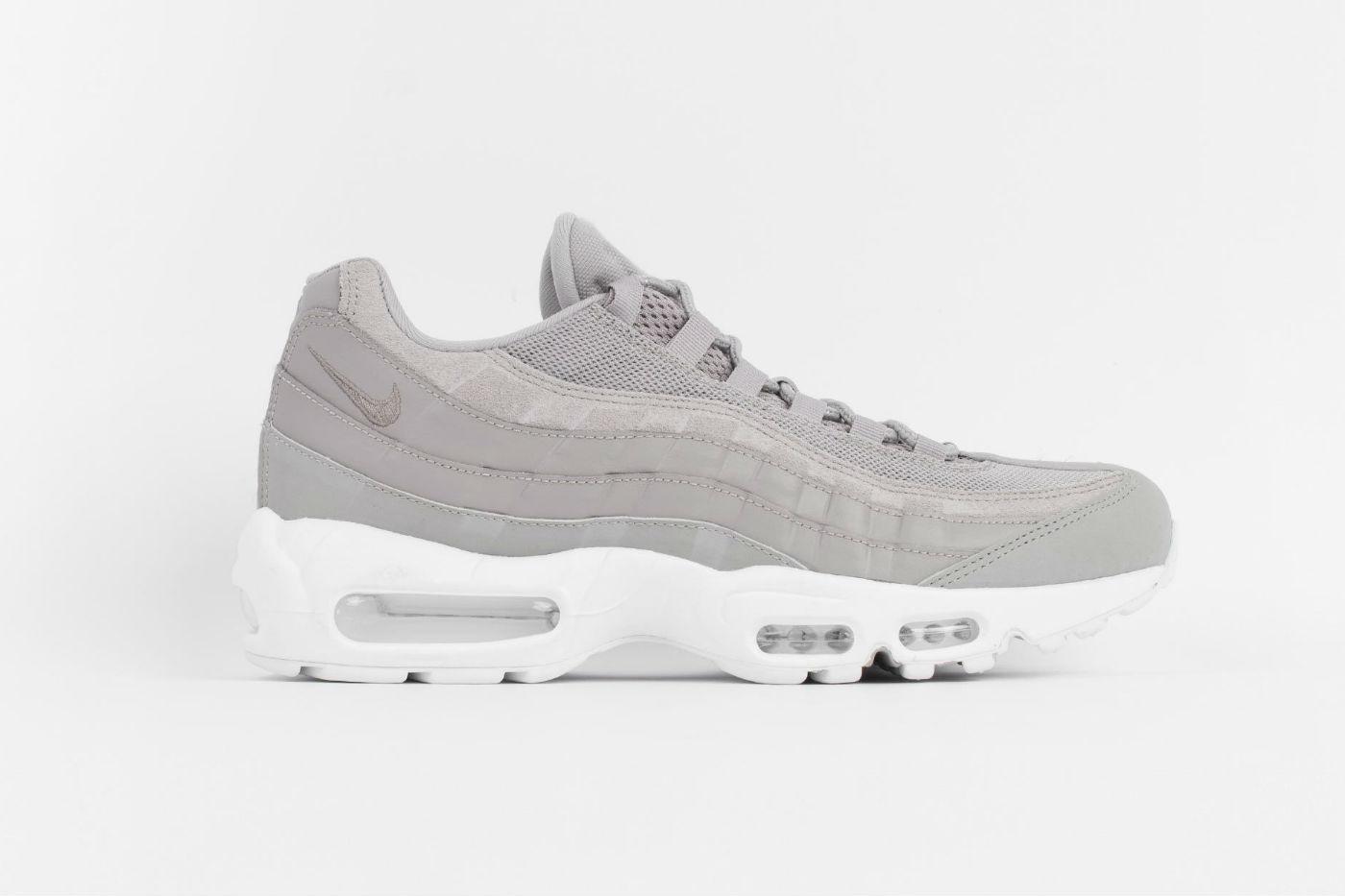 Nike Air Max 95 Premium Cobblestone/White