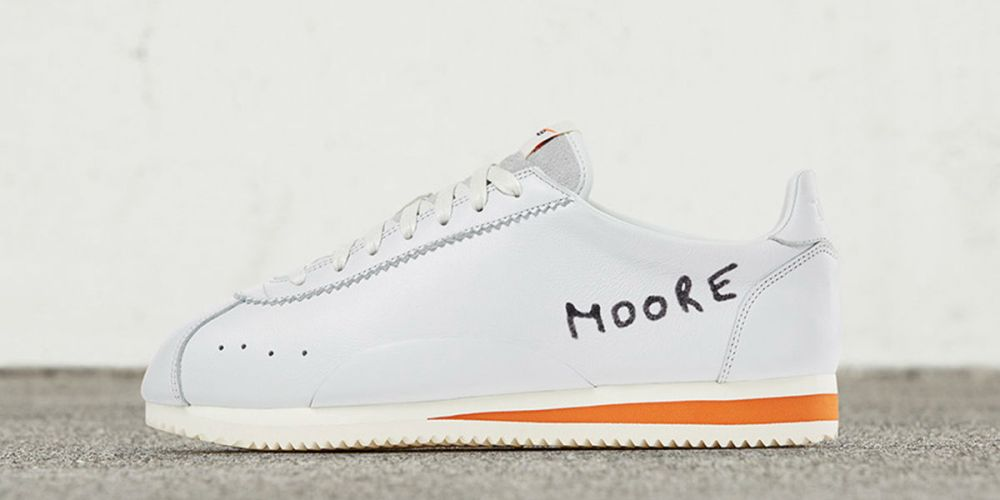 online store 48108 4e372 Cortez Kenny Moore - A Nike Cortez Special Edition | Cult Edge