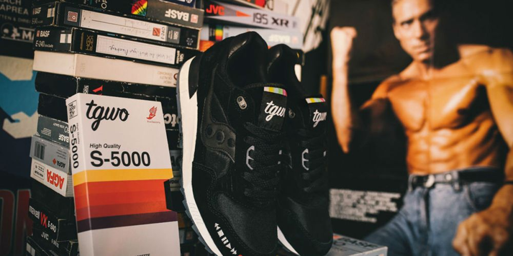 tgwo saucony shadow 500 vhs
