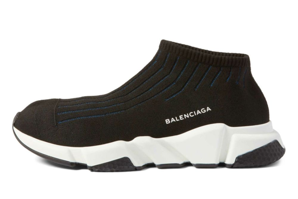 balenciaga speed low slip on