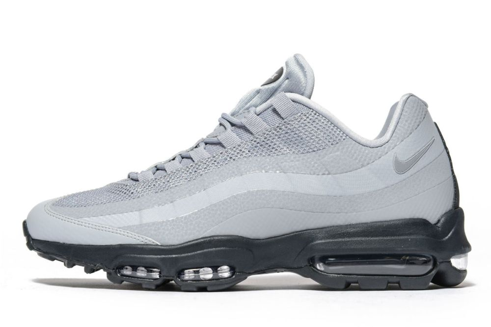 nike air max 95 grey black sole