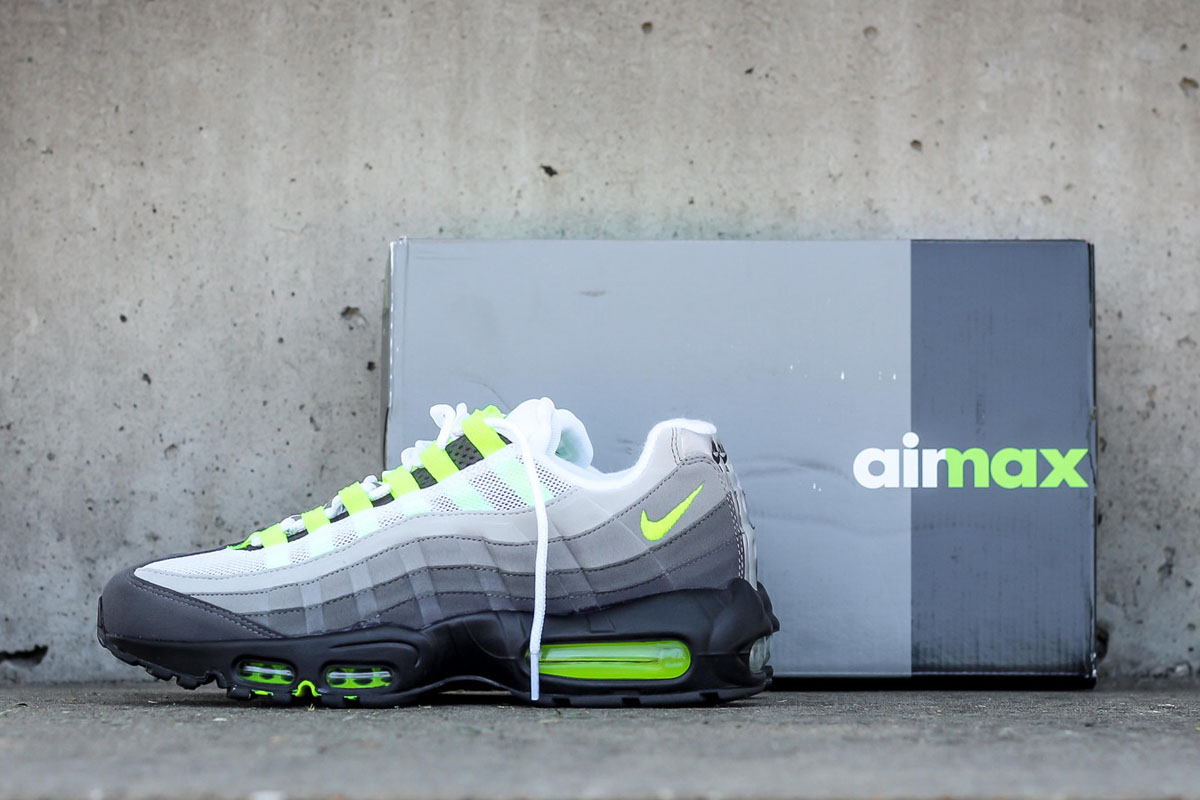 20 Best Nike Air Max 95 Colorways Available Now Cult Edge
