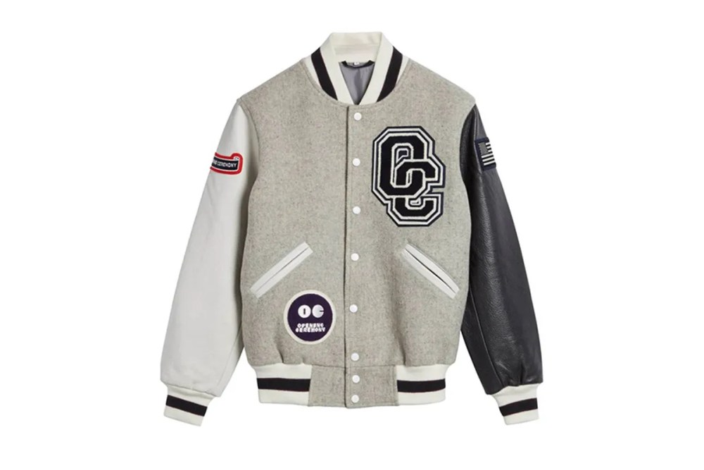 opening ceremony classic varsity jacket