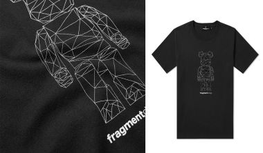 Medicom x Fragment design t-shirt