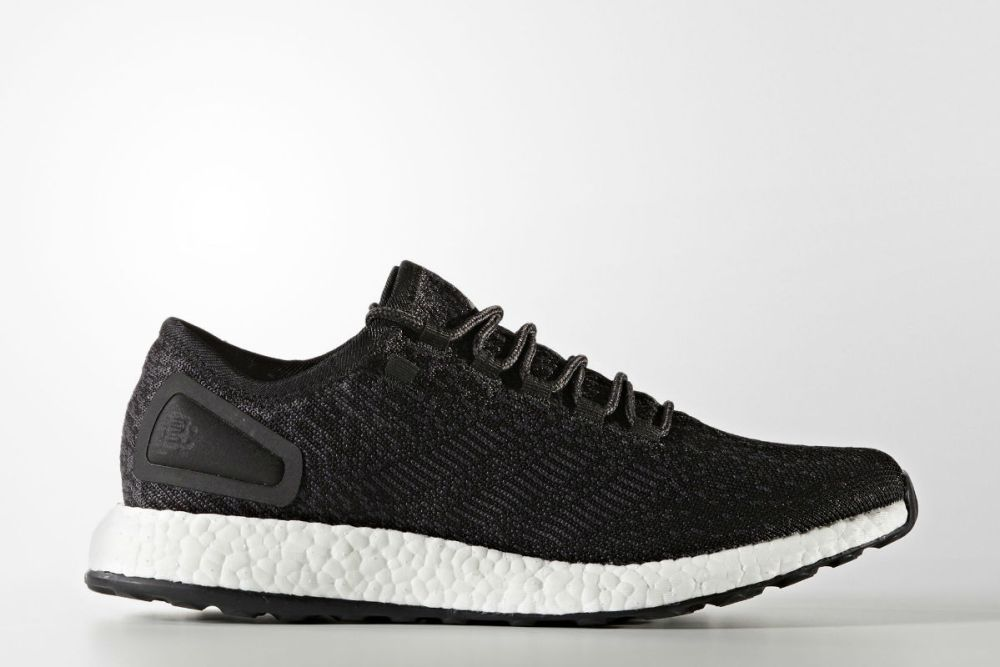 adidas x Reigning Champ PureBOOST Core Black