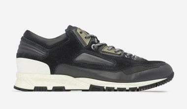 lanvin technical running sneakers