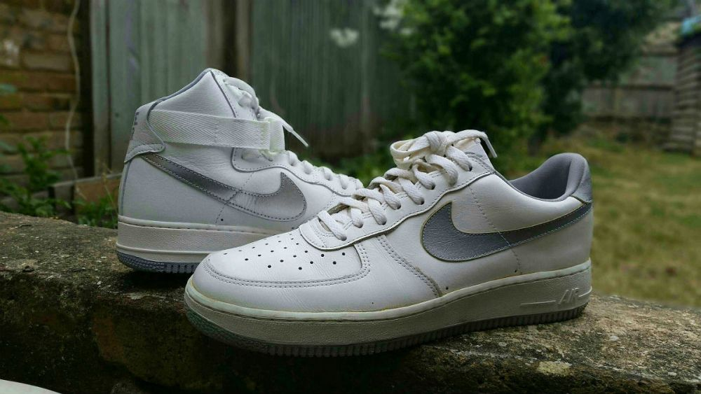 nike air force lo og vs nike air force 1 high retro 2015