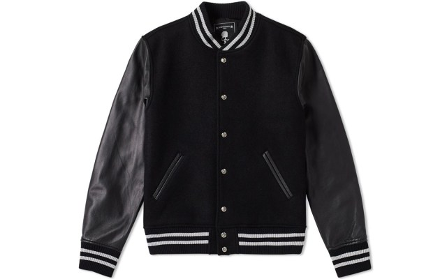 The Turning Page: mastermind World Varsity Jacket