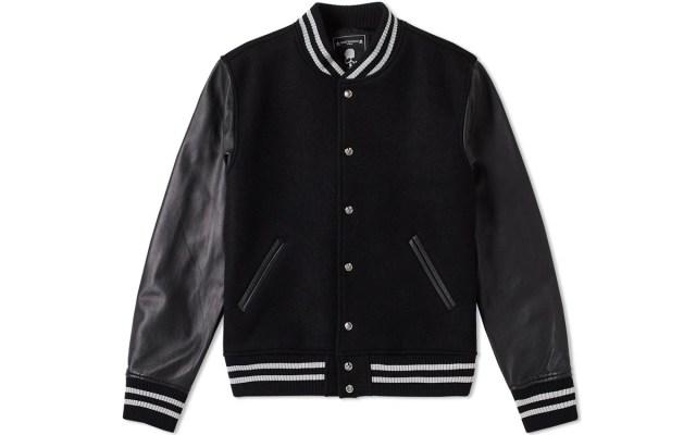 The Turning Page: mastermind World Varsity Jacket