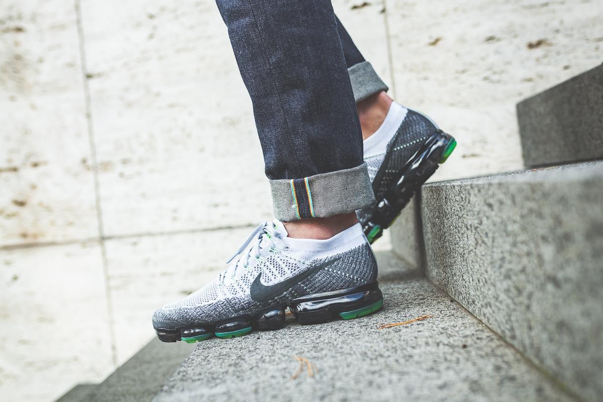 """Nike Vapormax Flyknit E """"Pure Platinum"""""""