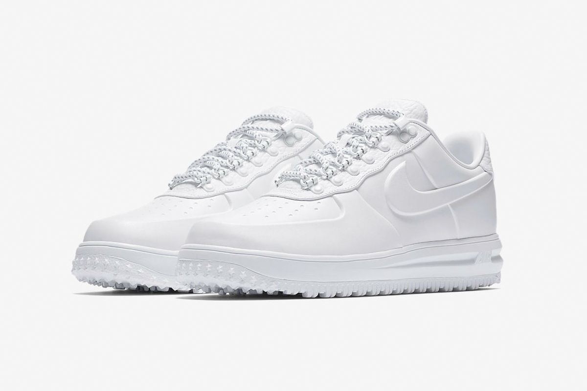 various colors bb81a b9769 ... spain nike lunar force 1 duckboot low triple white 6f4a5 95fb6