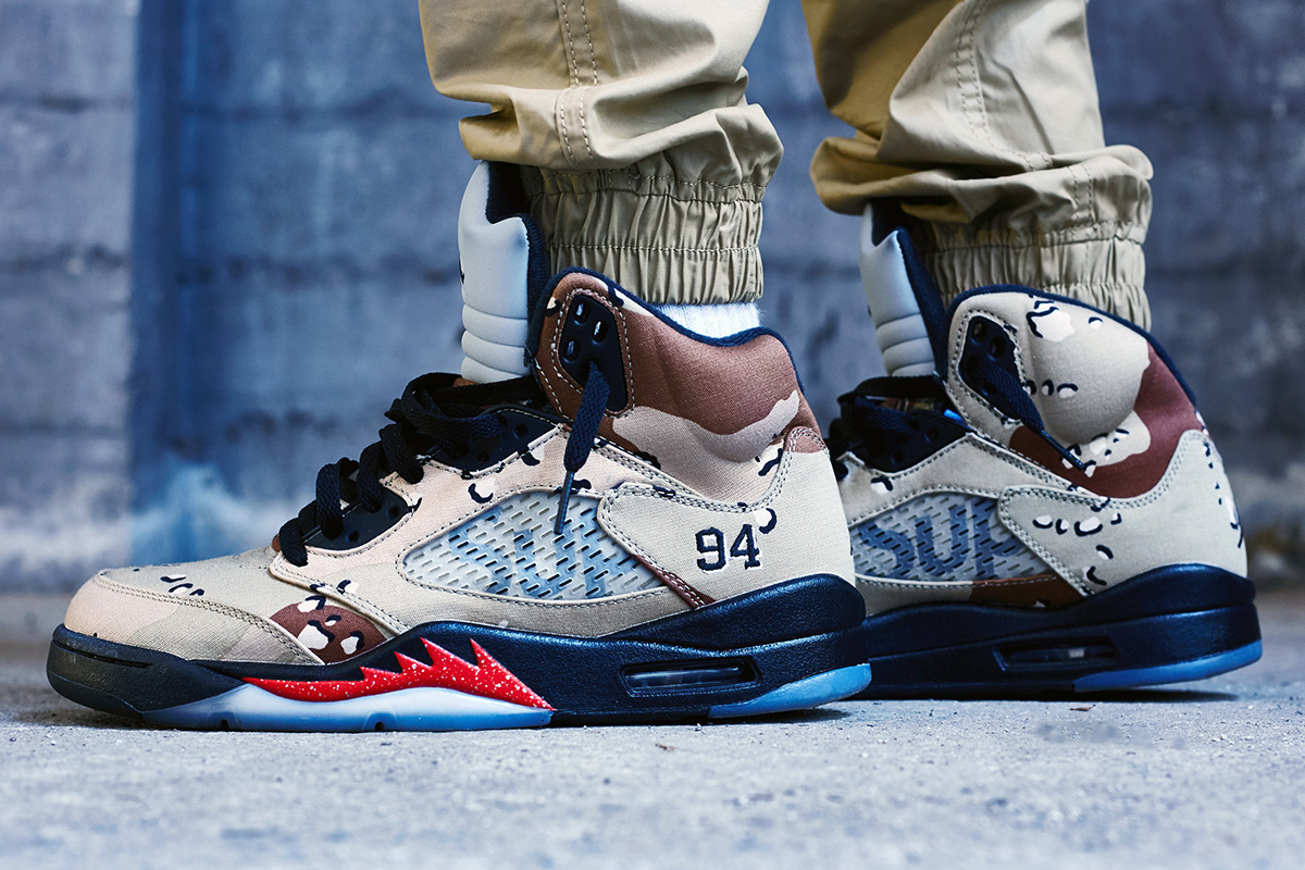 Air Jordan 5 History: All You Need to Know | Cult Edge