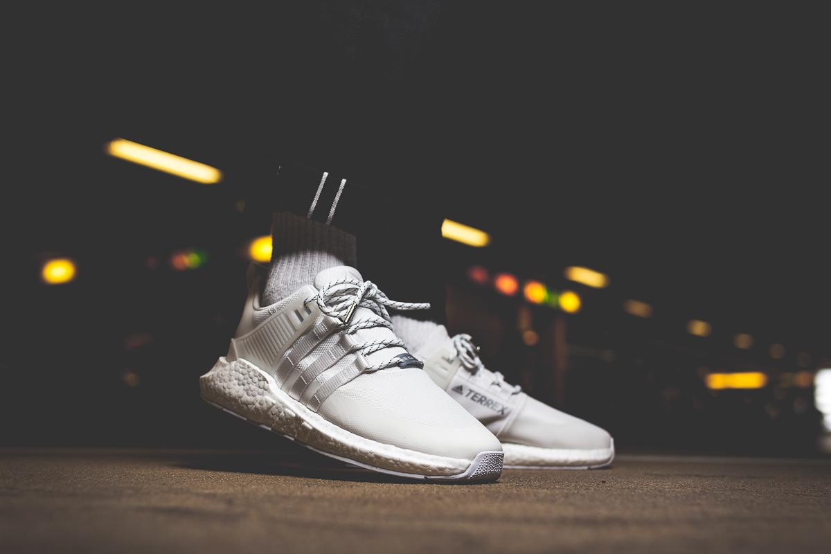 "adidas EQT Support 93/17 Gore-Tex ""All White"""