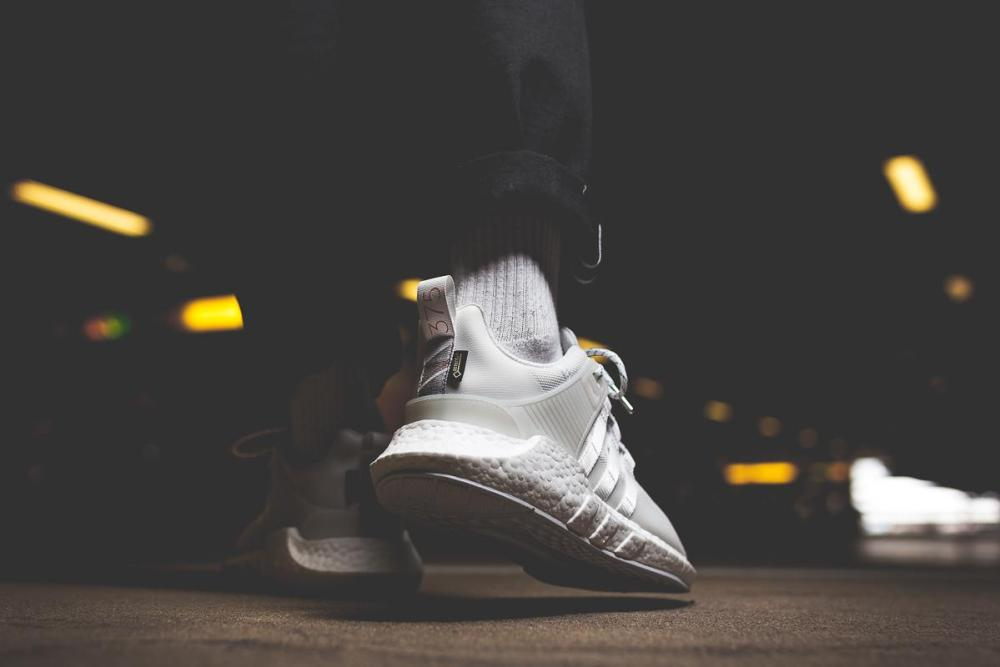 "adidas EQT Support 93/17 Gore-Tex ""All White"""