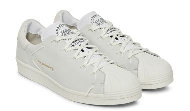 super knot sneakers white