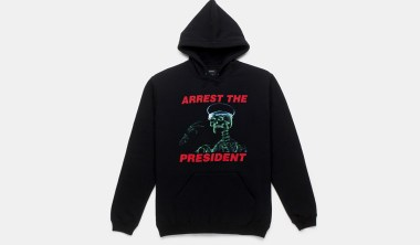 10 deep arrest the president