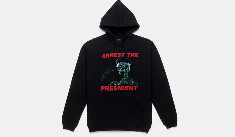 Arrest The President: New Exclusive Drop By 10.Deep