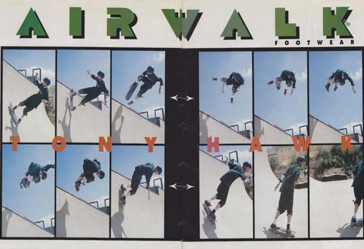 Airwalk history