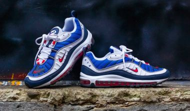 historic nike air max-98 gundam og